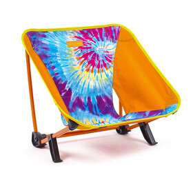 Helinox Incline Festival Chair, tie dye/orange